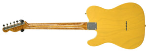 Used Fender Custom Shop Masterbuilt 50s Telecaster Closet Classic Dennis Galuszka Butterscotch Blonde R84617 - The Music Gallery