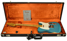 Used Fender Custom Shop Masterbuilt 55 Telecaster Relic Dale Wilson in Taos Turquoise R58748 - The Music Gallery