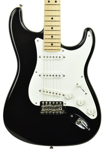 Used Fender Custom Shop Masterbuilt Eric Clapton Stratocaster by Todd Krause in Black CZ504830