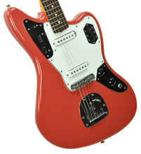 Used 2016 Fender Classic Series 60s Jaguar Lacquer in Fiesta Red MX16726607