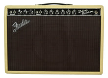 Used Fender Limited Edition '65 Deluxe Reverb Amplifier in Tan and Oxblood CR375756