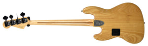 Used Fender Marcus Miller Jazz Bass in Natural MX14515942
