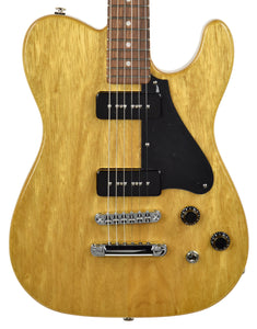 Used 2011 G&L USA Limited Edition ASAT Junior II Korina in Aged Natural CLF60567 - The Music Gallery