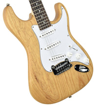 Used 2015 G&L USA Made Legacy Swamp Ash in Natural Satin CLF073720