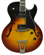 Used 2016 Gibson Memphis ES-175 Figured Sunburst 13576742