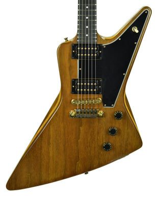 Used 1979 Gibson Explorer E2 Walnut in Natural  71439014