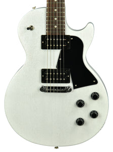 Used Gibson Les Paul Special Tribute Humbuckers Satin White 205700185