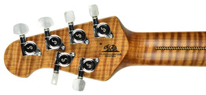 Used Music Man Ball Family Reserve Valentine in Walnut Flame G91309
