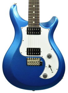Used PRS S2 Standard 22 Electric Guitar in Royal Blue with Gig Bag 18S2032285