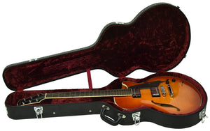 Used 2016 Sadowsky Archtop Semi-Hollow in Violin Burst w/OHSC A1499
