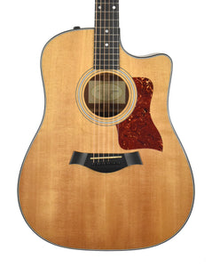 Used 2007 Taylor 310ce Acoustic Electric in Natural w/OHSC 20070523002