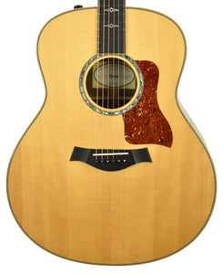 Used 2013 Taylor 818e 1st Edition Grand Orchestra Acoustic-Electric in Natural 1106053140