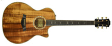 Used 2010 Taylor K24ce Acoustic-Electric in Natural 1110060110
