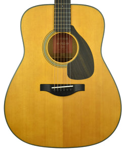 Used Yamaha FG5 Red Label Acoustic Guitar in Natural HPM727A