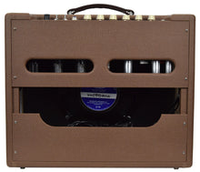 Victoria Victoriette 6V6 1x12 Guitar Amplifier in Brown Tolex 7535 - The Music Gallery