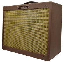 Victoria Victoriette 6V6 1x12 Guitar Amplifier in Brown Tolex 7535
