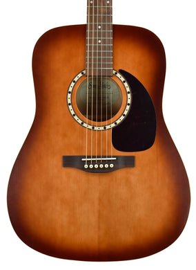 Simon and Patrick Songsmith Acoustic Guitar | Front