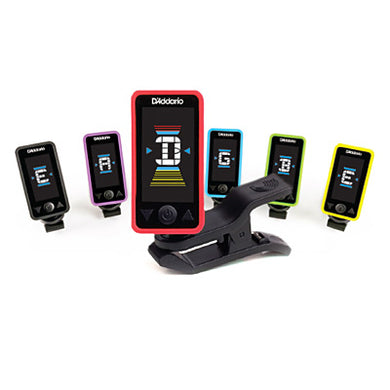 D'Addario Planet Waves Eclipse Clip-on Tuner