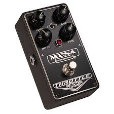 Mesa/Boogie Throttle Box Distortion Pedal - The Music Gallery