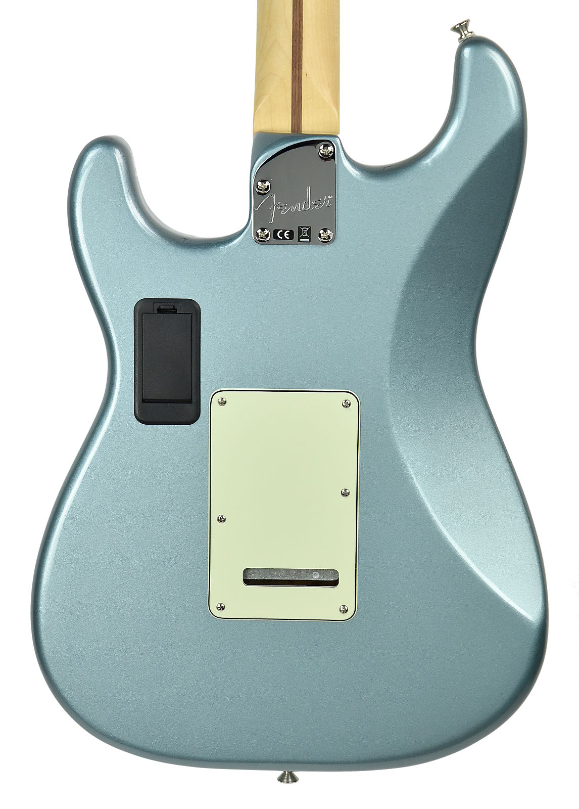 Fender® Deluxe Roadhouse Stratocaster in Mystic Ice Blue SN ...