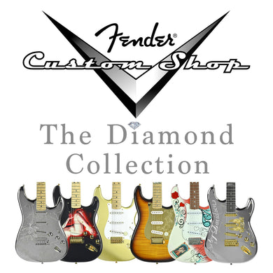 Fender Custom Shop The Complete Diamond Collection - The Music Gallery