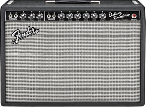 Fender '65 Deluxe Reverb® 1x12 Combo Guitar Amplifier AC0152179 - The Music Gallery