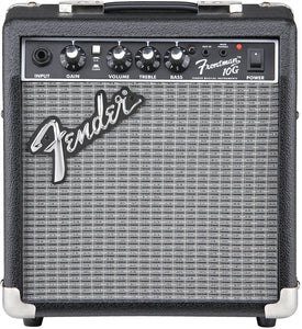 "Fender Frontman 10G 1x6"" Combo Guitar Amplifier CRII20004307 - The Music Gallery"