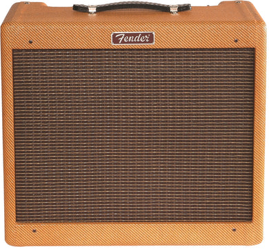 Fender Limited Edition Blues Junior Amplifier in Lacquered Tweed B841210 - The Music Gallery