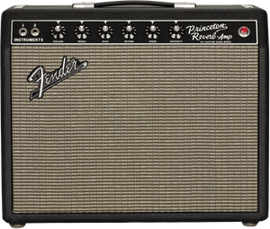 Fender 64 Custom Princeton Reverb 1x10 Combo Amplifier CR392141