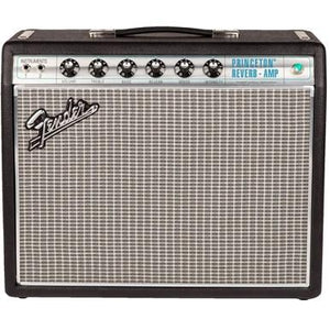 Demo Fender 68 Princeton Reverb 1x10 Combo Amplifier B718311 - The Music Gallery