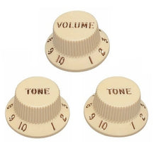 Fender® Stratocaster Knobs | The  Music Gallery