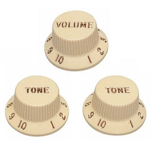 Fender® Stratocaster Knobs - The Music Gallery