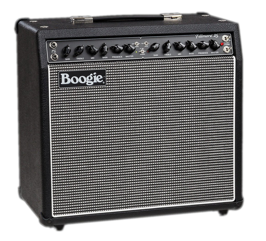 Used Mesa Boogie Fillmore 25 1x12 Combo Amp C1-000095 - The Music Gallery