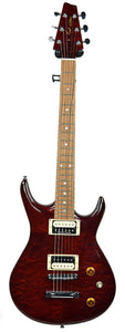 Kurt Wilson Standard in Black Cherry - Front Full