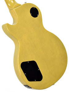 Gibson USA Les Paul Special in TV Yellow 110290202 | The Music Gallery | Back Angle 1