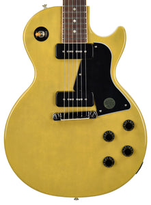 Gibson USA Les Paul Special in TV Yellow 110290202 | The Music Gallery | Front Close