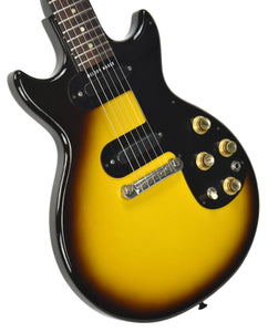 Used 1964 Gibson Melody Maker in Vintage Sunburst | The Music Gallery | Front Angle 1