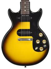 Used 1964 Gibson Melody Maker in Vintage Sunburst | The Music Gallery | Front Close