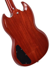 Gibson USA SG Junior in Vintage Cherry | The Music Gallery | Back Angle 1