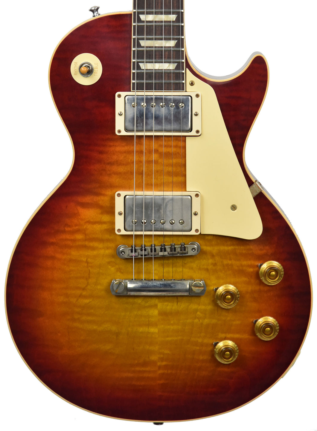 Gibson Custom 59 Les Paul 60th Anniversary VOS in Factory Burst 991219