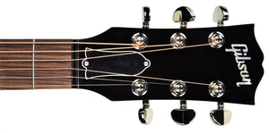 Gibson Acoustic J-45 Standard | The Music Gallery | Headstock Front