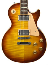 USED 2009 Gibson Les Paul Traditional Plus in Cherry Sunburst 009790638 | The Music Gallery | Front Close