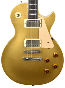 1983 Gibson Les Paul Heritage Series Standard Goldtop | The Music Gallery | Front Close