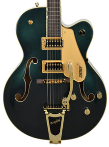 Gretsch G5420TG Limited Edition Electromatic Hollow Body in Cadillac Green