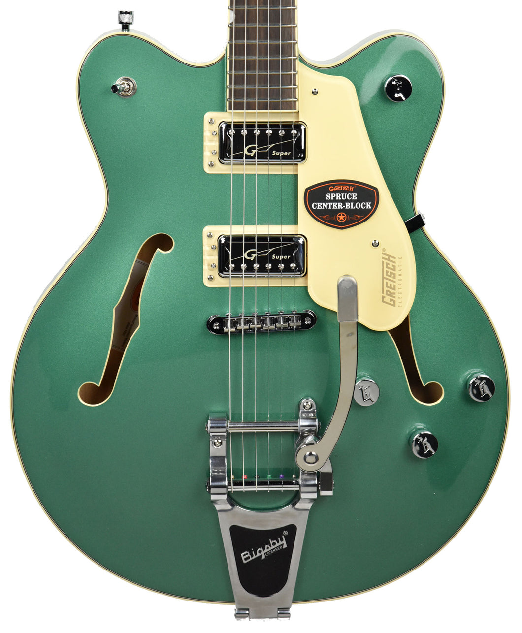 Gretsch G5622T Electromatic in Georgia Green KS17043167