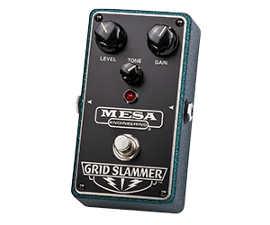 Mesa/Boogie Grid Slammer Overdrive Pedal - The Music Gallery