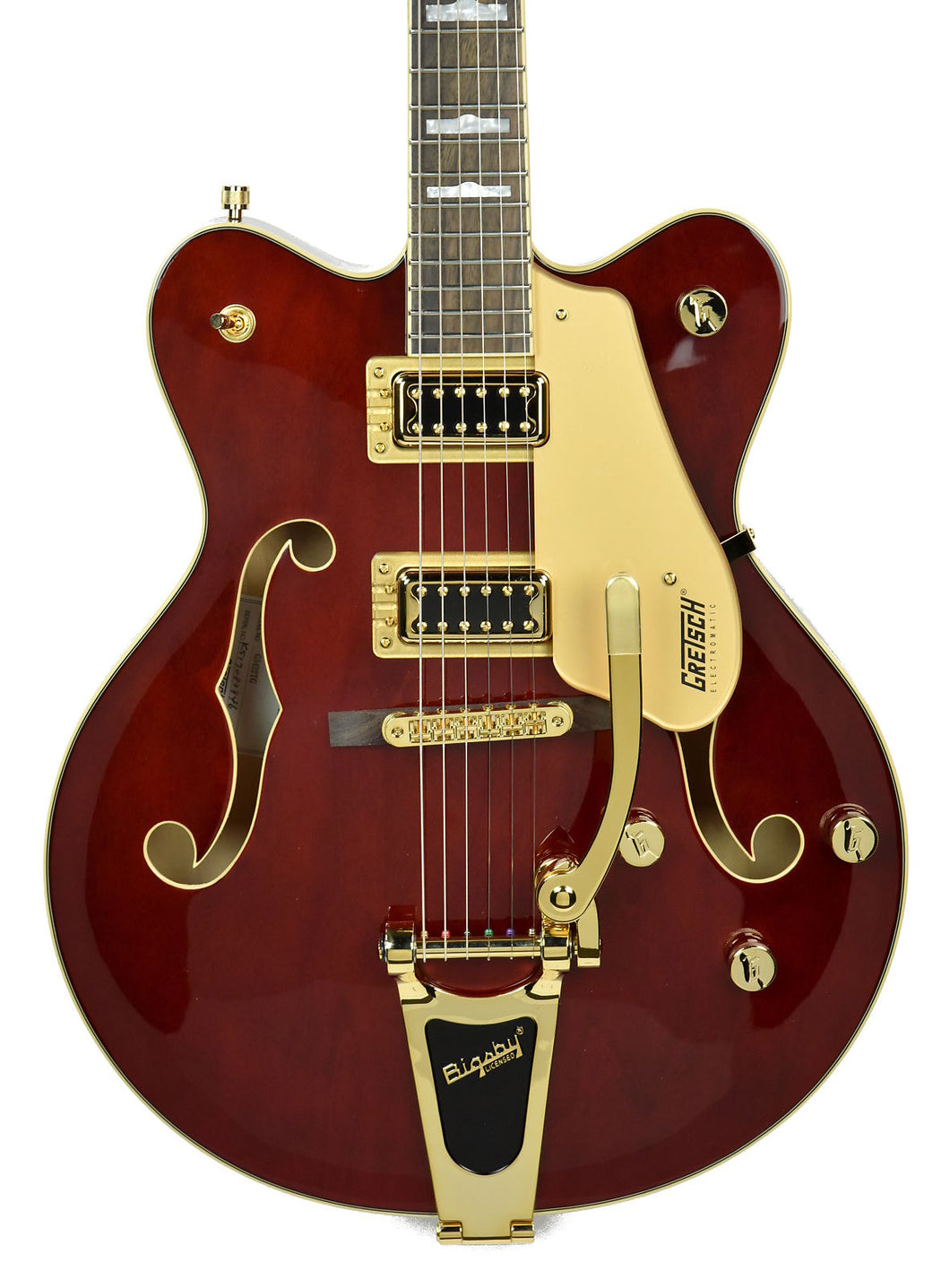 Gretsch G5422TG Electromatic Hollowbody Double Cut Bigbsy in Walnut KS17083846
