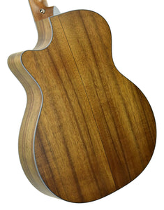 Martin GPC-16E Acoustic Guitar | Back Left