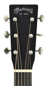 Martin GPC-16E Acoustic Guitar | Headstock Front