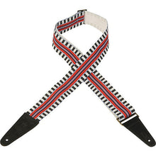 "Levy's 2"" Nylon/Polyester Guitar Strap"